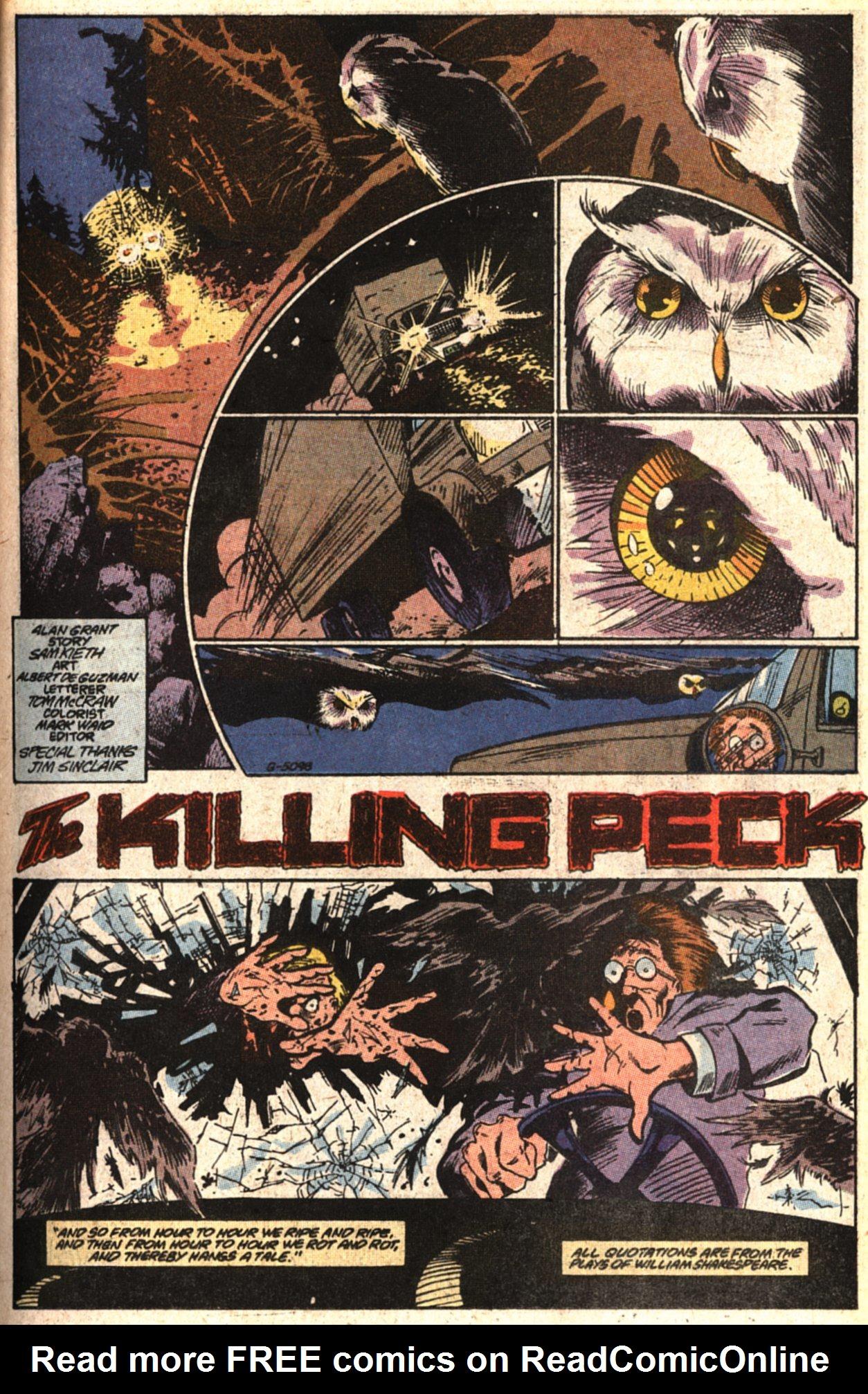 Read online Secret Origins (1986) comic -  Issue # _Special 1 - 9
