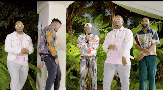 Major League Ft Patoranking, Riky Rick & Kly - Do Better Video