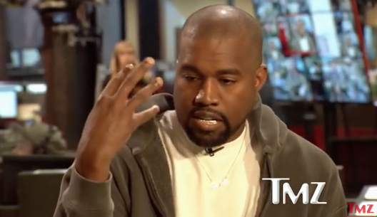 TMZ Staffer Tears Into Kanye West to His Face After He Talks About Slavery Being 'A Choice'