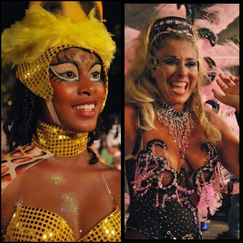 Carnaval. Desfile de Llamadas, Triniboa, 2010.