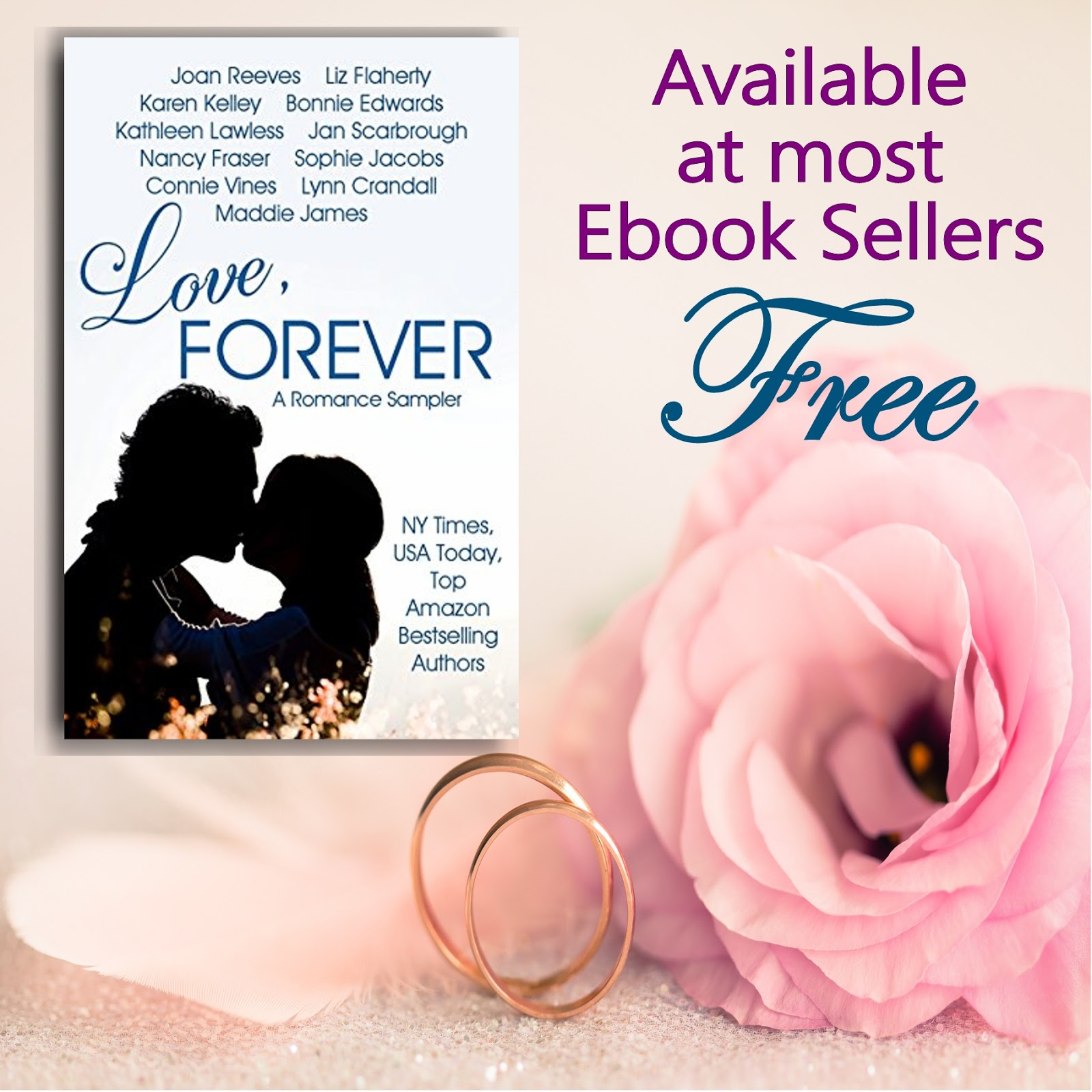 Joan Reeves: Free! New Romance Sampler