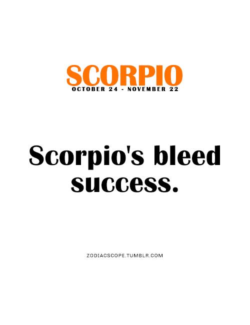 scorpio qualities 1