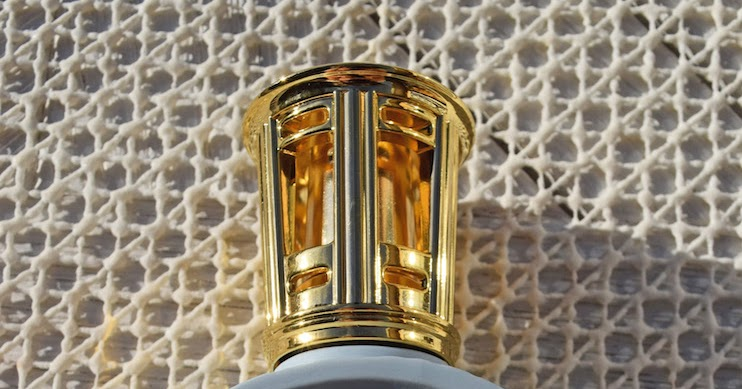 MARIETTE'S BACK TO BASICS: {Porcelain Lampe Berger Barocco ...