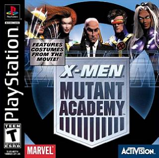 descargar x men mutant academy psx por mega