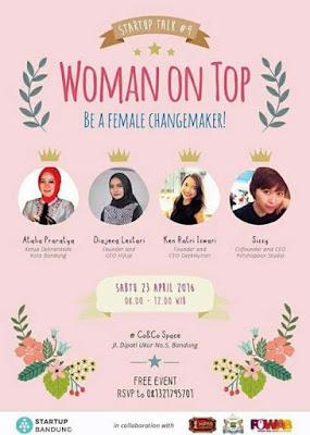 Para Wanita Yang Membuat Perubahan