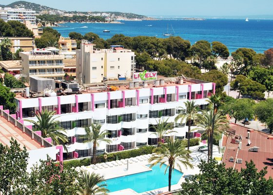 Magaluf Trip 2013: Lively Hotel