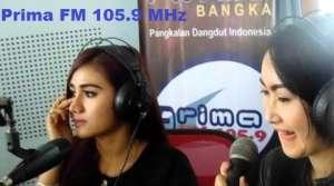 Radio Prima Bangka 105,9 FM Pangkalpinang