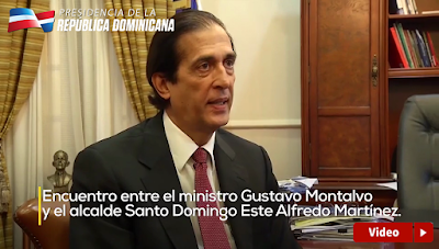 Vídeo: Gobierno y alcalde SDE coordinan iniciativas para Ciudad Juan Bosch