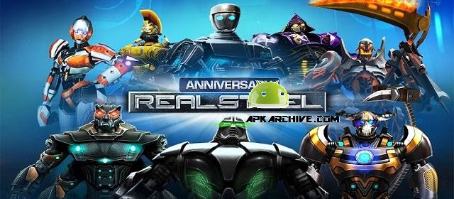 Real Steel HD APK android Aksiyon Oyun indir