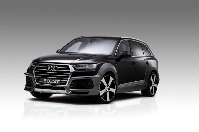 Audi Sq7 Nz >> 2016 Je Design Audi Sq7 Tdi All Cars New Zealand