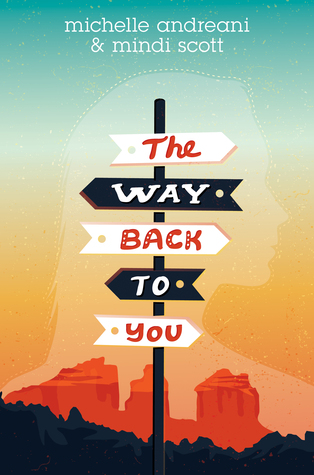 The Way Back to You book cover