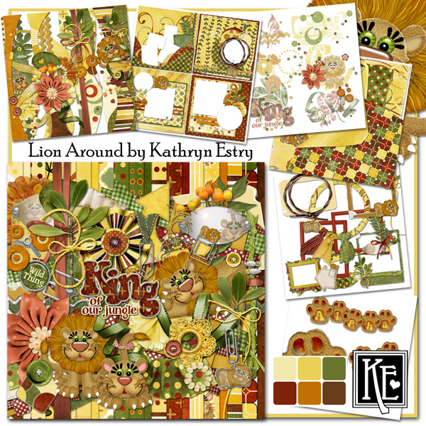 www.mymemories.com/store/product_search?term=lion+around+kathryn&r=Kathryn_Estry