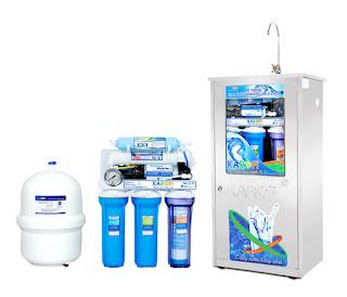 Các thiết bị thanh lọc nước bẩn thành nước sạch