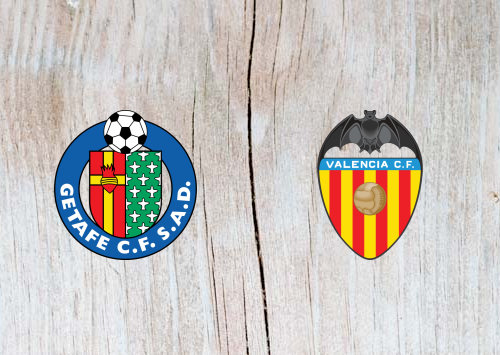 Getafe vs Valencia - Highlights 10 November 2018