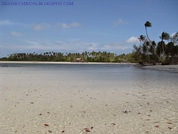 Rute Wisata Alam Pulau Pasumpahan Padang Sumatera Barat