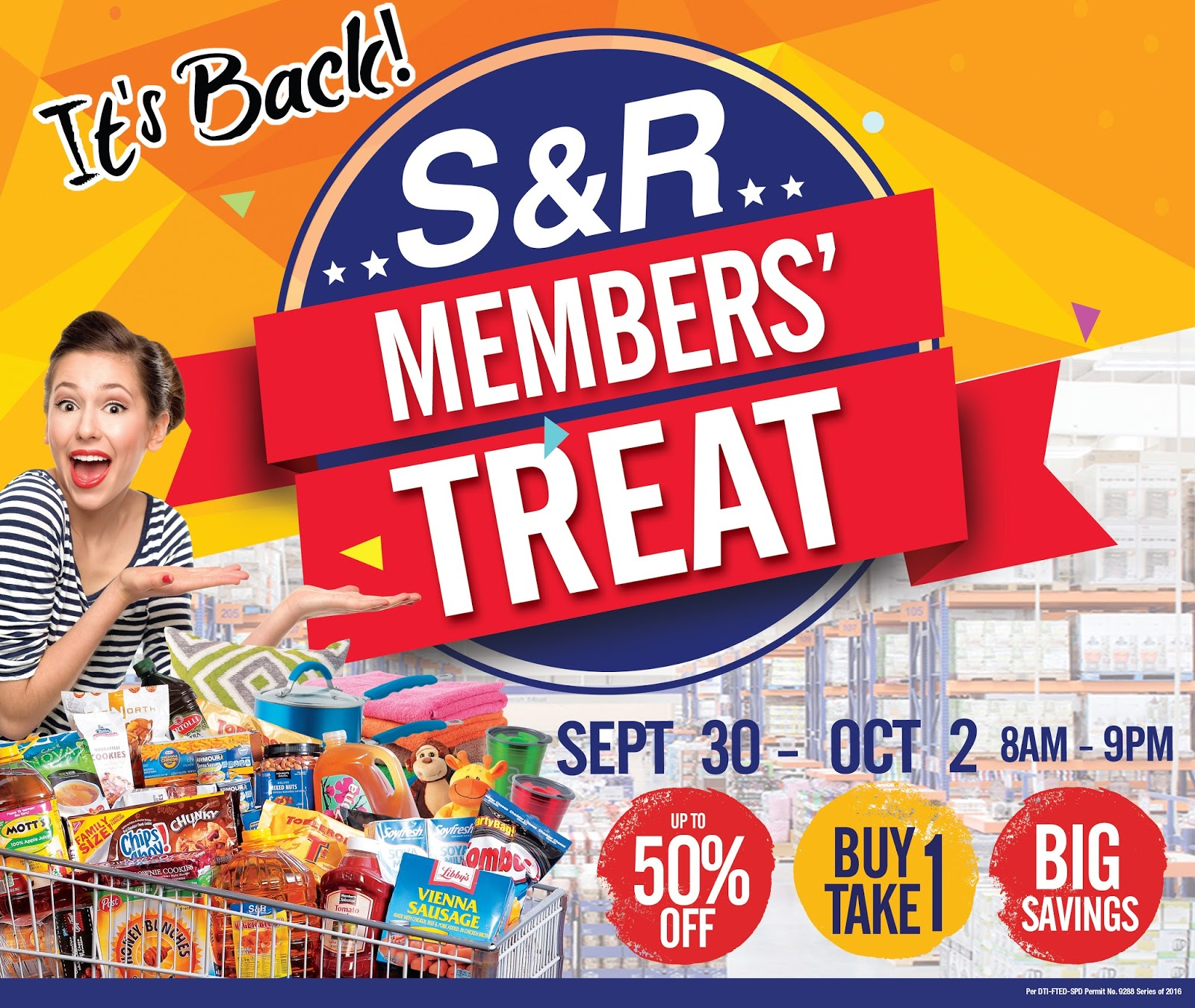 s&r members treat