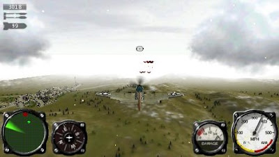 Download Game PPSSPP: Air Conflicts - Aces of World War II Iso/Cso