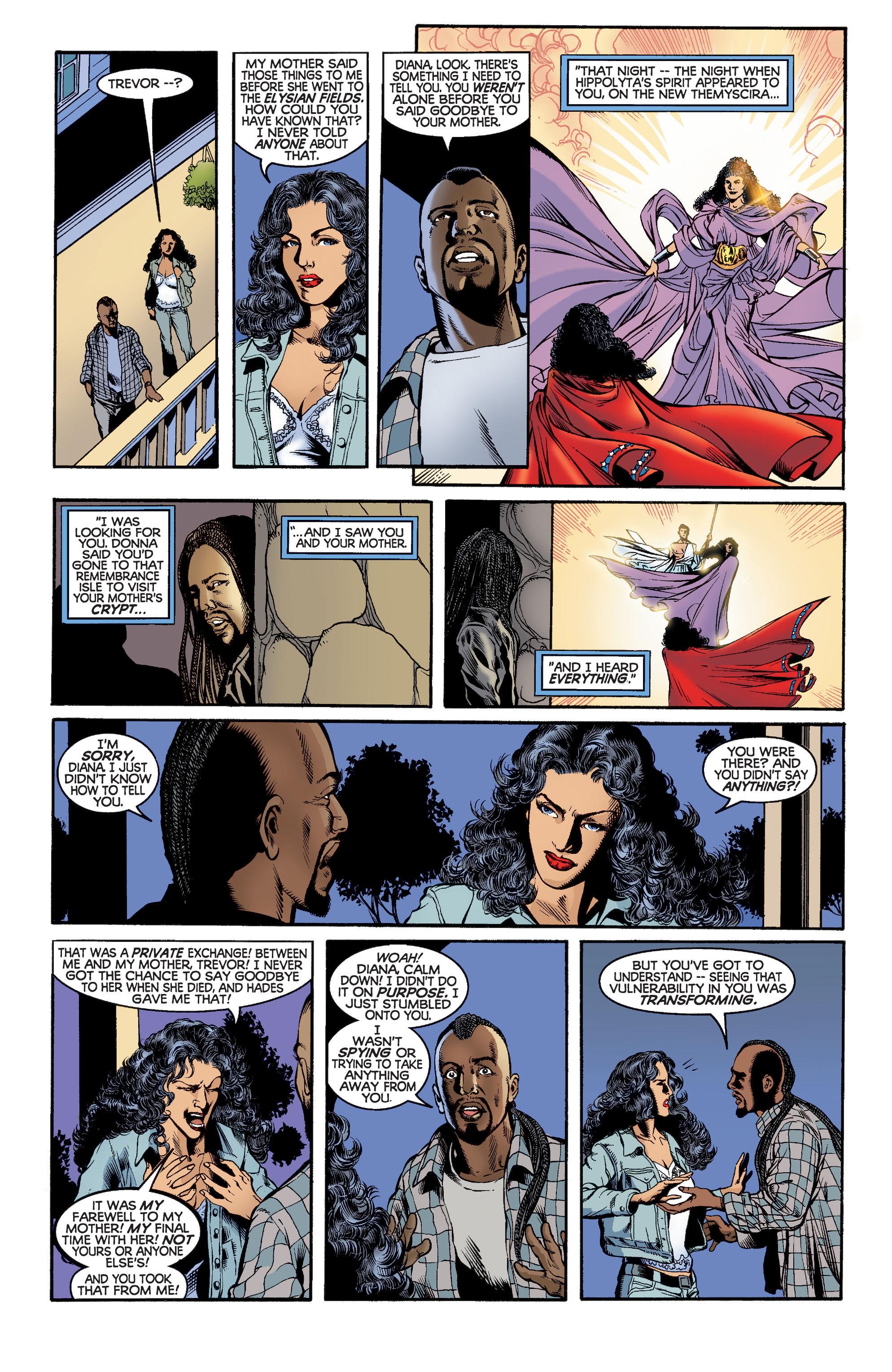 Read online Wonder Woman (1987) comic -  Issue #188 - 16