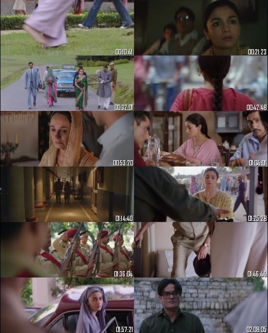 Raåzi 2018 Hindi 720p 480p WEB-DL x264 Full Movie