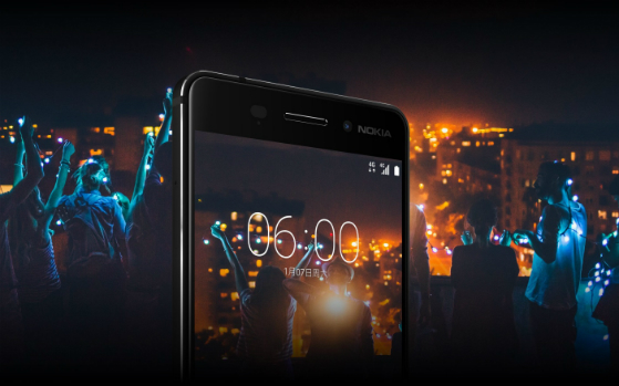 New Nokia 6 Android Phone Launched 2017
