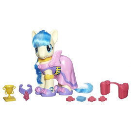 MLP Fashion Style Coco Pommel Brushable Figure
