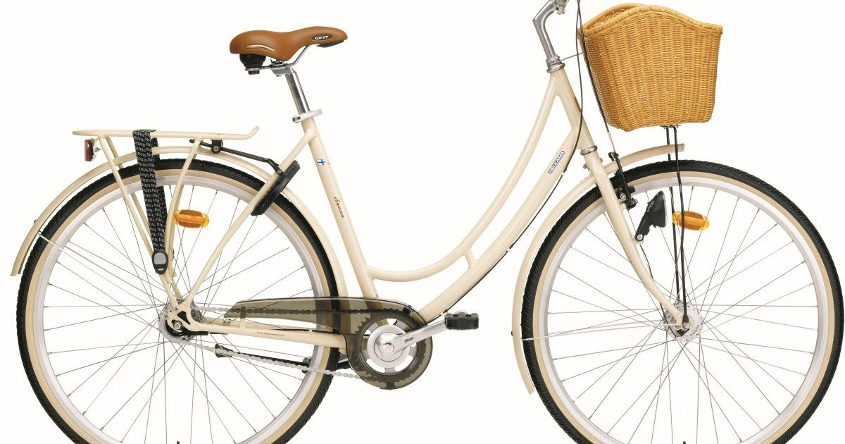 Noran blog: Haluan polkupyörän