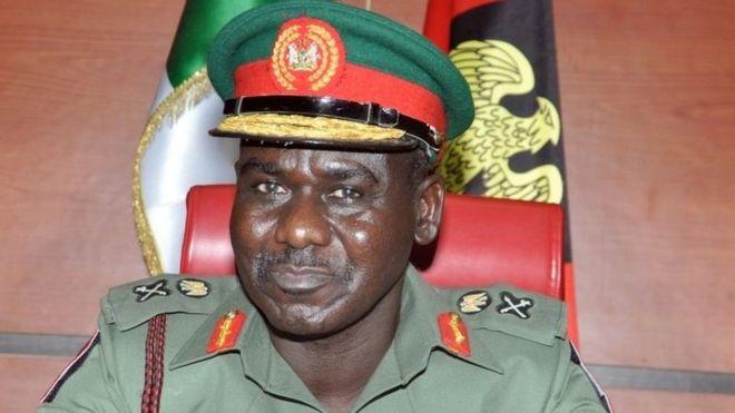 Nigeria attacks: Blasts and rockets 'kill 31' in Borno state