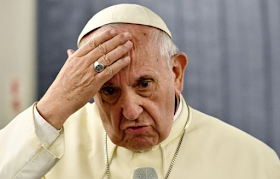Pope Decries Attack On Nigerian Church