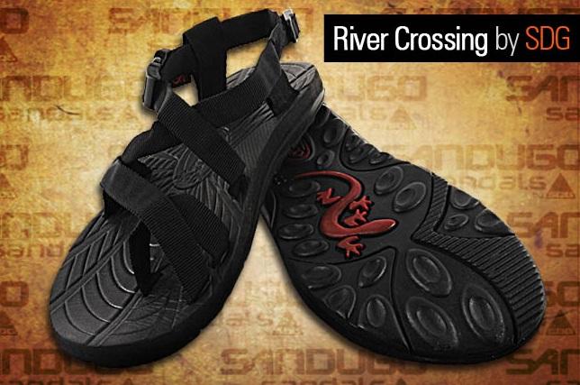 Pinay Travelista Footwear Sandugo River Crossing Sandals