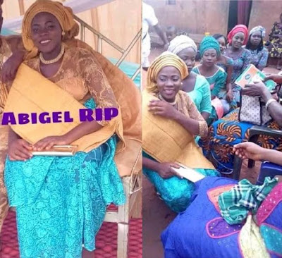 Newly Married Final Year Student Dies During Child Birth