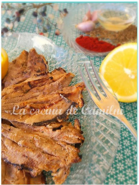 Sardinas adobadas a la plancha (La cocina de Camilni)