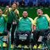 Brasil leva virada e dá adeus ao sonho do tricampeonato na bocha
