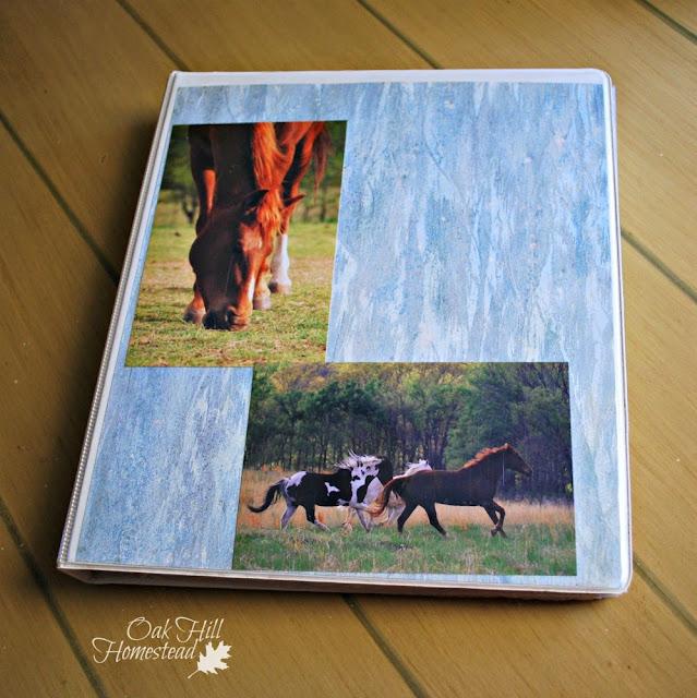 Livestock notebook