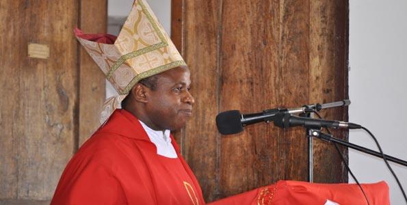 Askofu Nzigilwa Awataka Waumini Kuacha Malumbano Waione Pepo