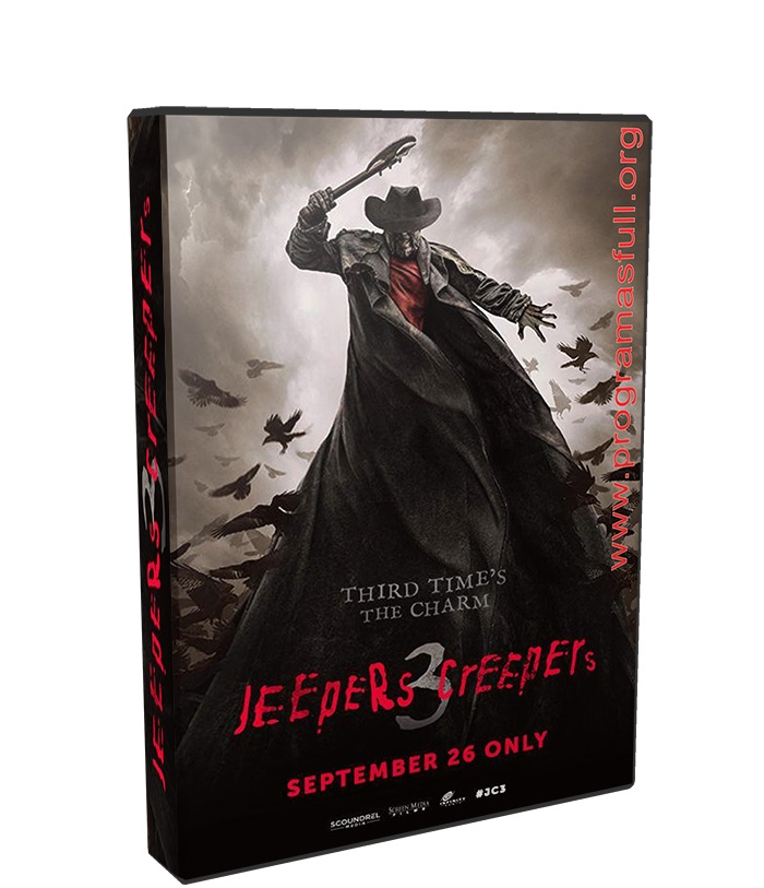 jeepers creepers III poster box cover