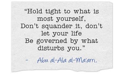 Top Quotes of Abo al-ʿAlāʾ al-Maʿarrī   almaary