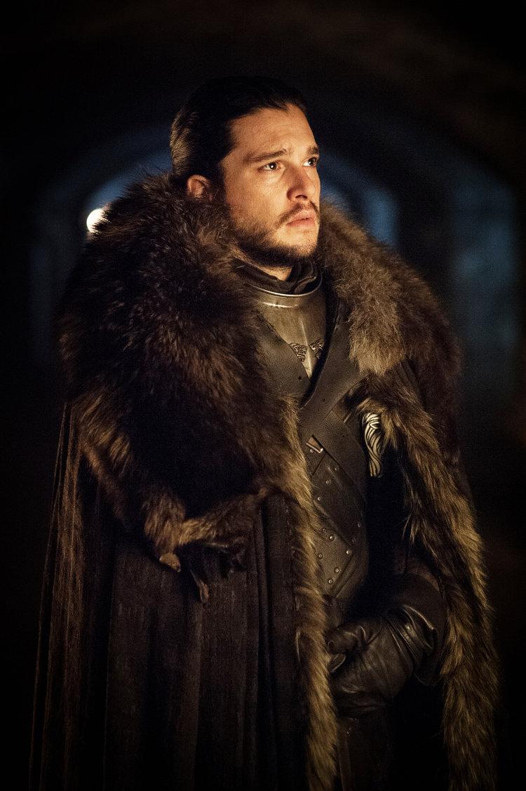 Kit Harington como Jon Snow