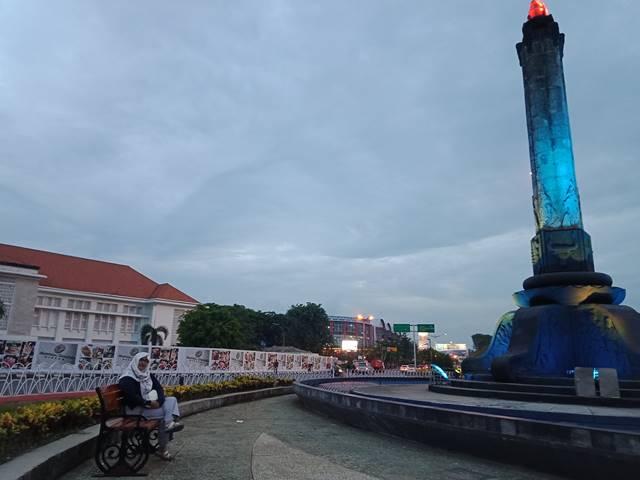 Tugu Muda Semarang :  Monumen Semangat Pemuda Pejuang