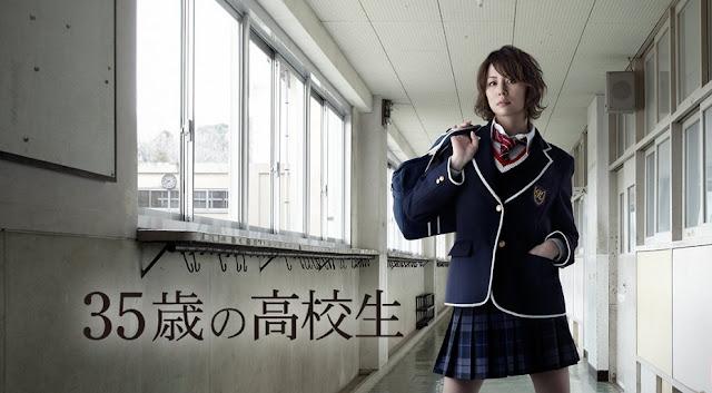 Download Drama Jepang 35 sai no Koukousei Batch Subtitle Indonesia