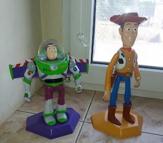 figurki z bajki Toy Story