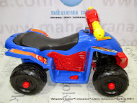 Tajimaku ATV Reachargeable-battery Operated Toy Car