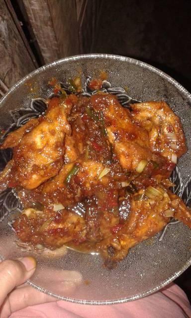 Resep sayap ayam kecap sederhana ala rumah makan ciwidey