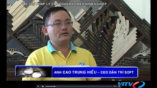 [Kênh truyền hình VITV] Ý kiến trong chương trình Hỗ trợ pháp lý doanh nghiệp khởi nghiệp kênh VITV