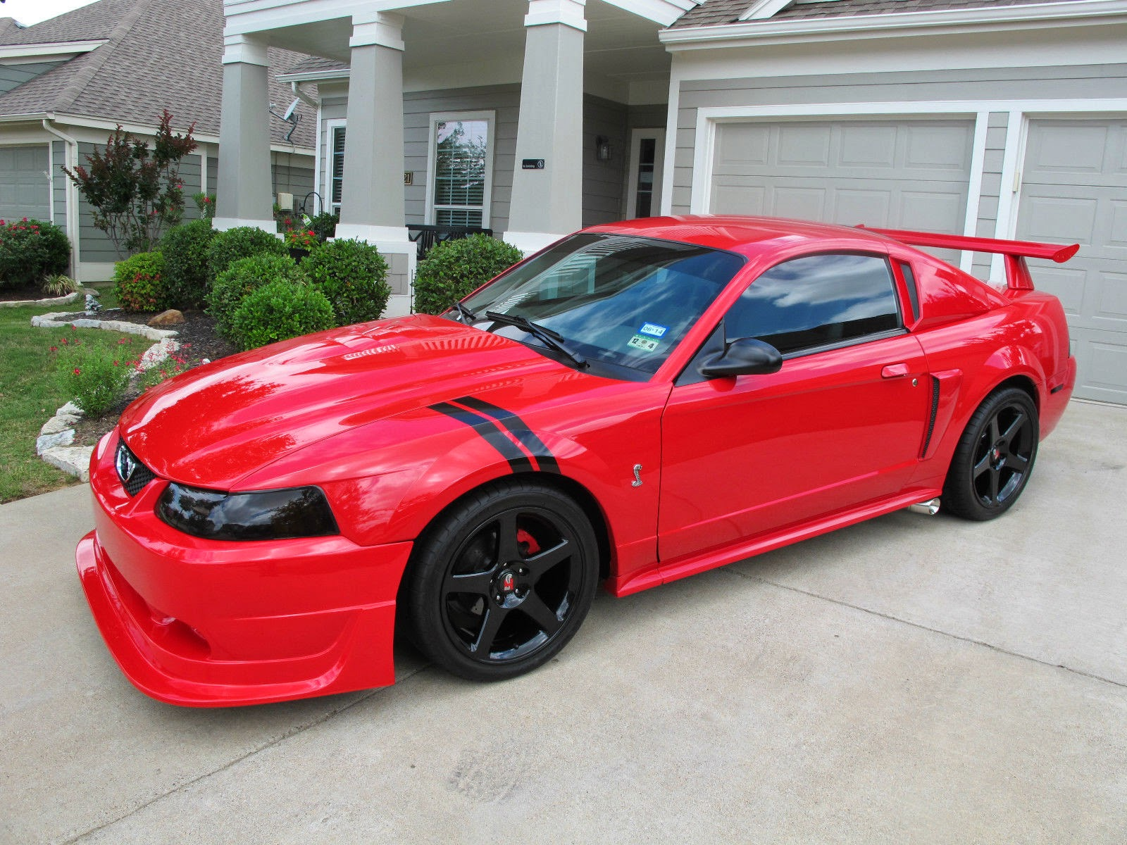 2004 ford mustang gt custom super charger for sale american muscle