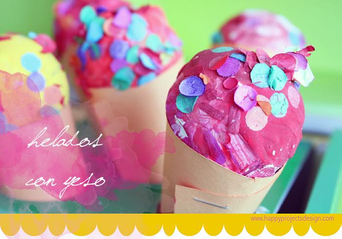 Fiesta de helados diy