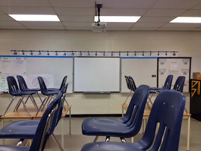 ste rose school manitoba, ste rose school, high school classroom decor, how to decorate a high school classroom