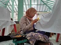 Warga Desa Winong Pati Diajari Membatik