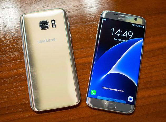 Cửa hàng điện thoại Galaxy S7 Edge Đài Loan xách tay - TPHCM