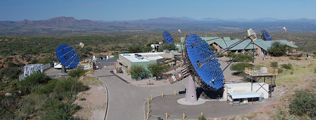 Veritas Observatory (Source: veritas.sao.arizona.edu)