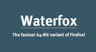 Mozilla Waterfox 64bit Offline Installer free download